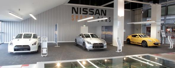 Nissan Nürburgring Sportscars Shop