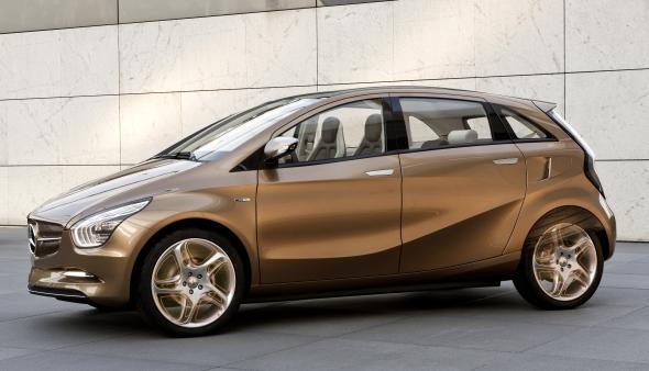 Mercedes E-Cell Plus