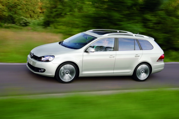 VW Golf 6 Variant Exclusive
