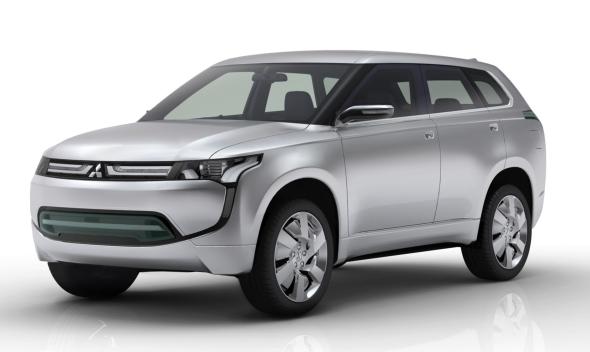 Mitsubishi Concept PX MIEV