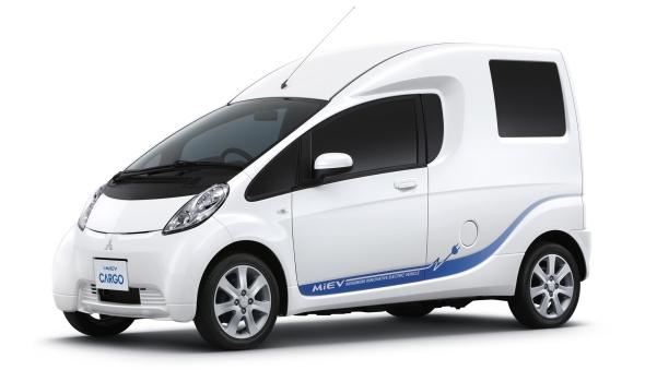 Mitsubishi iMiEV CARGO