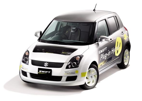 Suzuki SWIFT Plug in Hybrid
