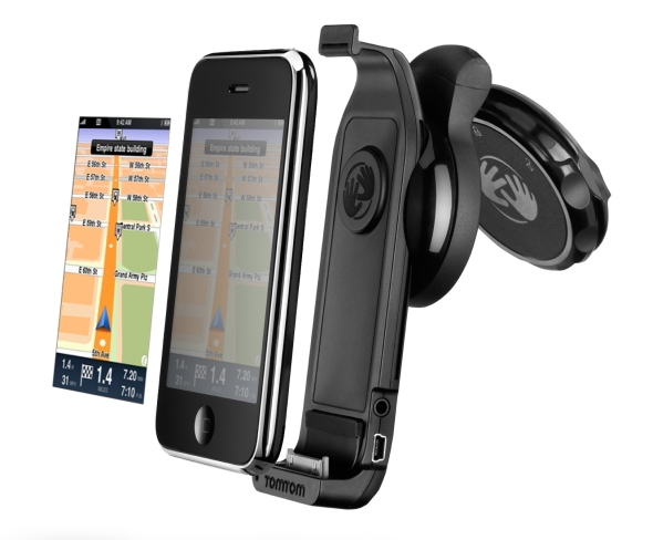 TomTom for iPhone