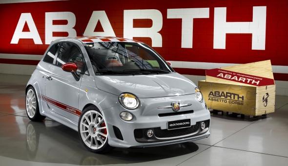 Abarth Essen Motorshow