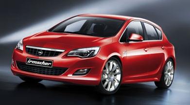Irmscher Opel Astra J