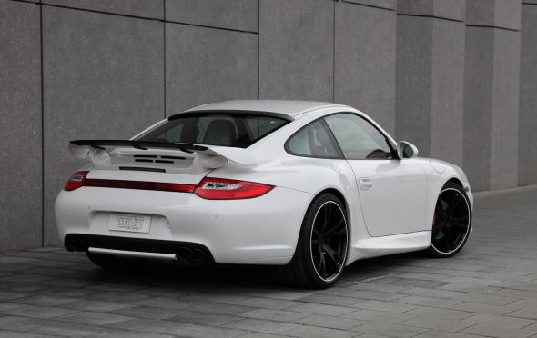 Techart Porsche 911 Leistungskit