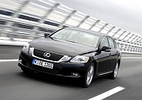 Lexus GS-F?