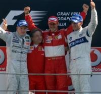 Schumacher Comeback