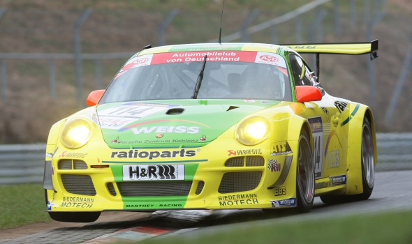 911 GT3 R Manthey Racing