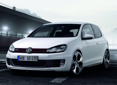 Wallpaper VW Golf GTI
