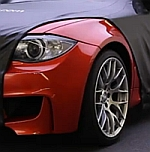 BMW 1er M Coupe Video