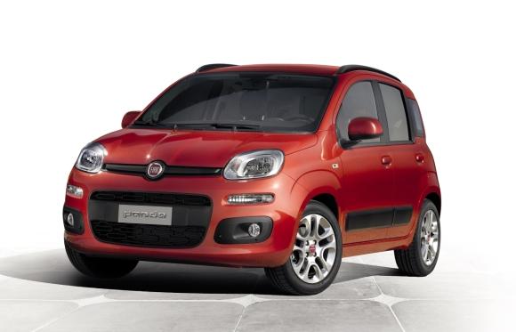 Fiat Panda 3 2012