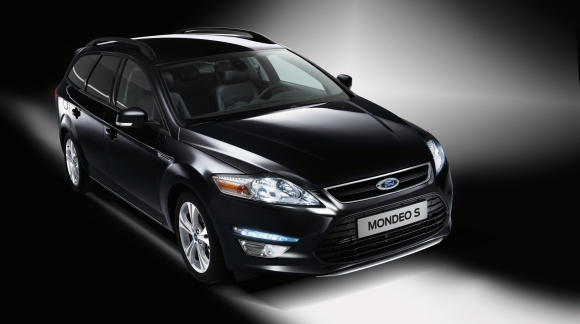 Ford Mondeo S