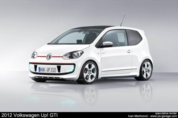 vw up gti automobil blog. Black Bedroom Furniture Sets. Home Design Ideas