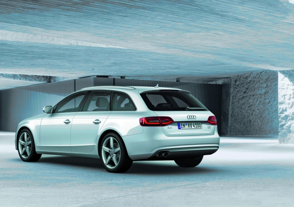Audi A4 Facelift 2012 Avant