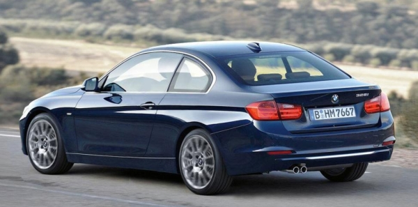 BMW 3er Coupe 2013