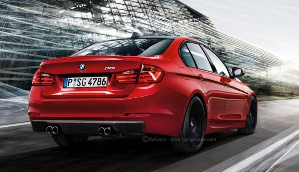 Neuer BMW M3 2013/2014