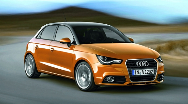 audi a1 kommt 2012 als 5 t rer automobil blog. Black Bedroom Furniture Sets. Home Design Ideas