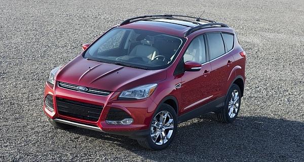 Neuer Ford Kuga 2013