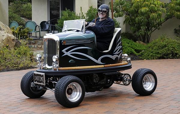 Tom Wright Bumper Cars