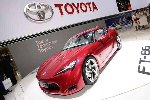 Toyota FT-86 - die neue Celica