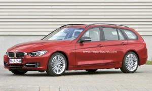BMW 3er Touring 2012 F31