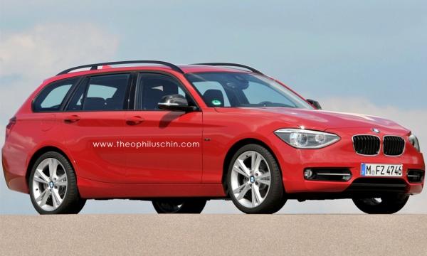 BMW 1er Touring F20 2013?