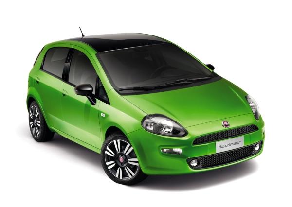 Fiat Punto Facelift 2012