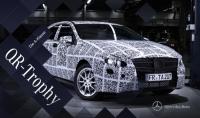 Mercedes A-Klasse QR