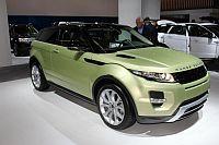 Blogger Auto Award 2012: Range Rover Evoque