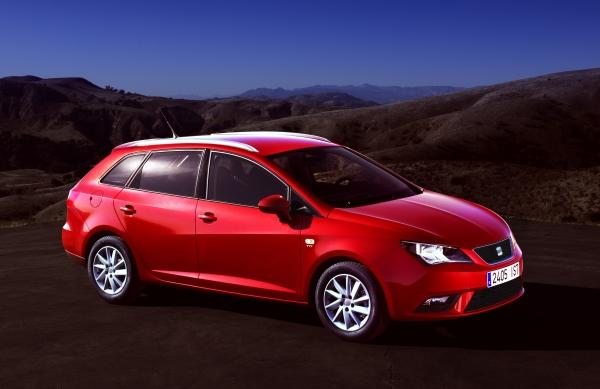 Seat Ibiza ST Facelift 2012