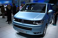 Blogger Auto Award 2012: VW Multivan