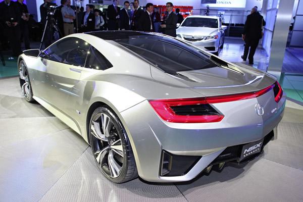 Honda/Acura NSX 2013 Concept Car