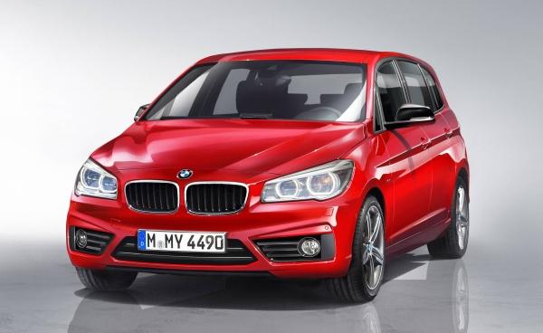 BMW 1er GT 2014