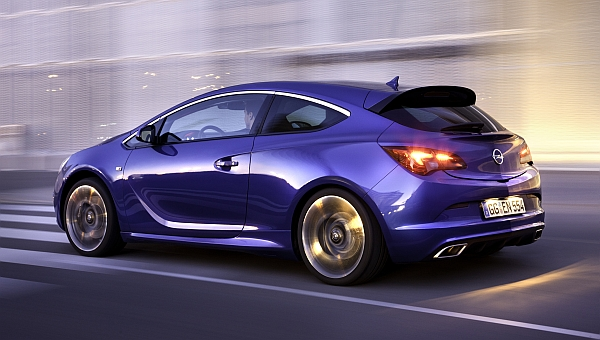 Genf 2012: Opel Astra OPC 2012