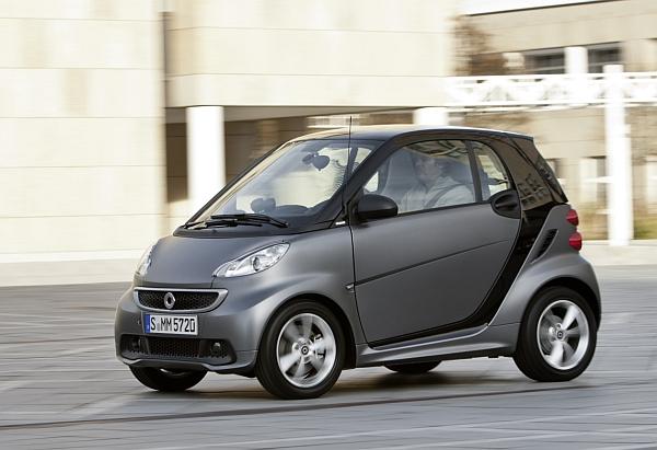 Smart Facelift 2012