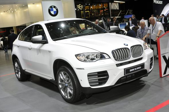 BMW X6 Facelift 2012