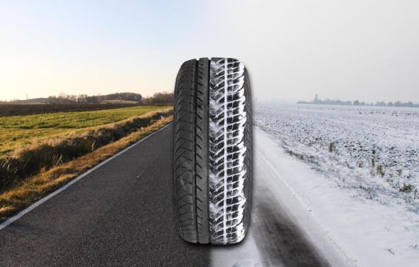 Adaptiver Reifen