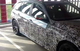 BMW 3er Touring 2013