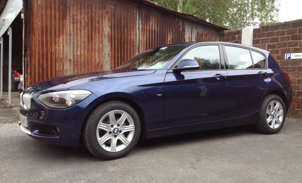 BMW 116i (F20): Fahrbericht