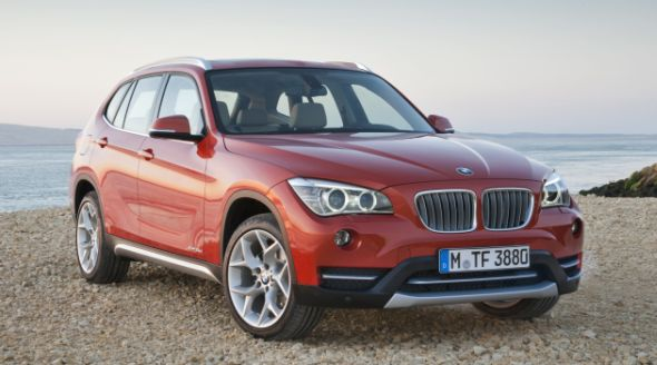 BMW X1 Facelift 2012