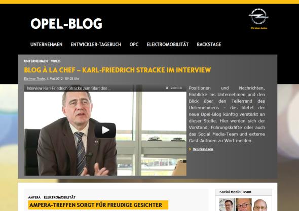 Opel-Blog