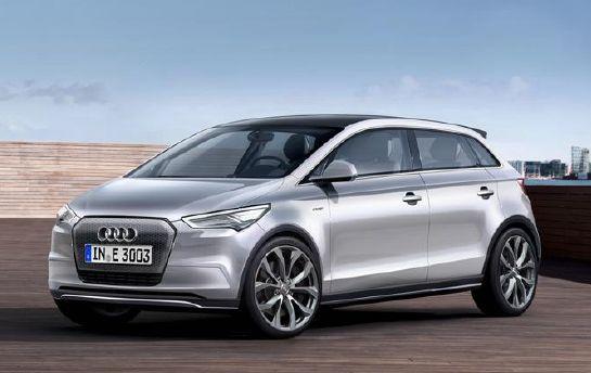 Audi A2 - E-Tron 2014
