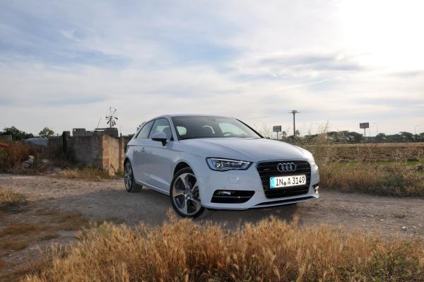 Der neue Audi A3 im Fahrbericht: dynamische neue Front