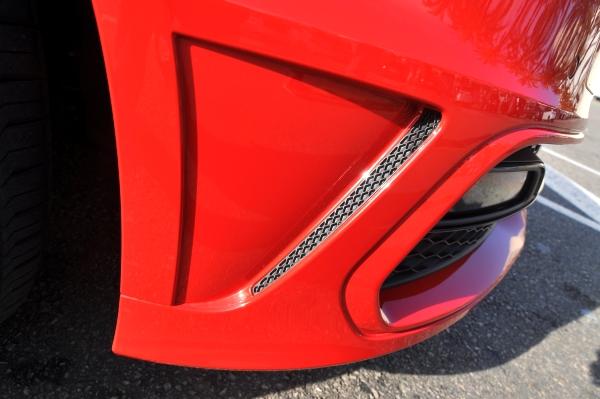Fahrbericht neuer Audi A3: Pseudo-Lufteinlass