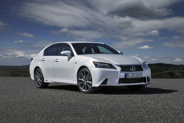 vorgestellt lexus gs 450h f sport automobil blog. Black Bedroom Furniture Sets. Home Design Ideas