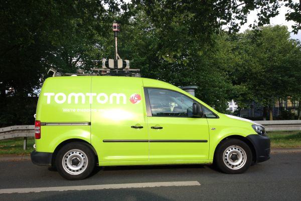 Bastelt TomTom an einem Streetview-Konkurrenten?