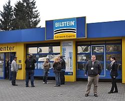 Bilstein Blogger-Relations