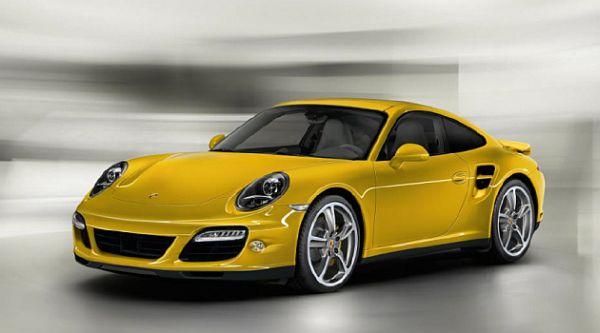 Porsche 991 911 Turbo