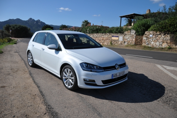 VW Golf 7 Fahrbericht
